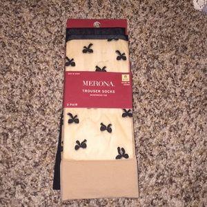 Merona Trouser Socks